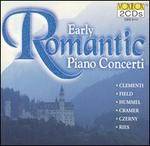 Early Romantic Piano Concerti