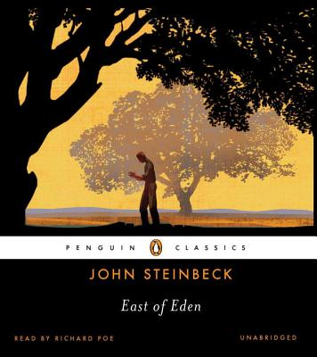 East of Eden - Steinbeck, John, and Poe, Richard (Read by)