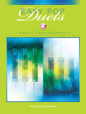Easy Pop Duets: Later Elementary to Early Intermediate Level - Hal Leonard Corp (Creator)