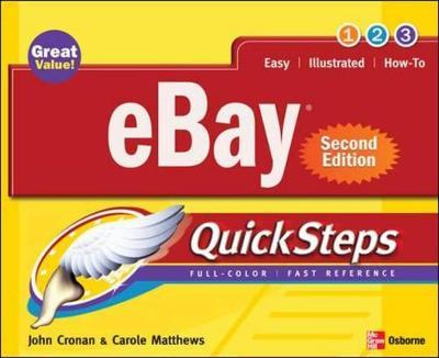 eBay - Matthews, Carole, and Cronan, John