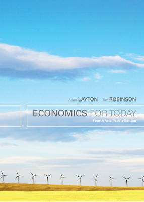 Economics for Today with Student Resource Access 12 Months - Layton, Allan, and Robinson, Tim, and Tucker, Irvin B.