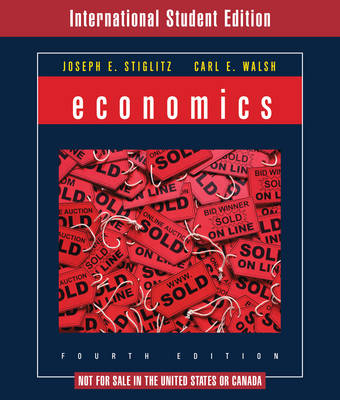 Economics: WITH Smartworks Folders - Stiglitz, Joseph E.