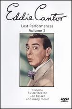 Eddie Cantor: Lost Performances, Vol. 1