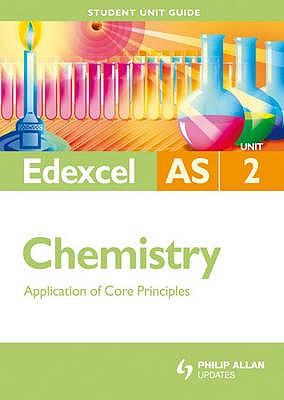Edexcel AS Chemistry: Unit 2 - Beavon, Rod