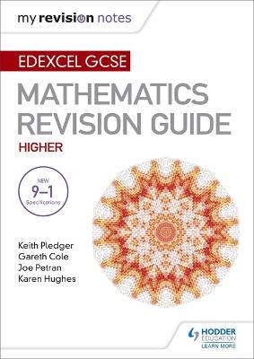 Edexcel GCSE Maths Higher: Mastering Mathematics Revision Guide - Pledger, Keith
