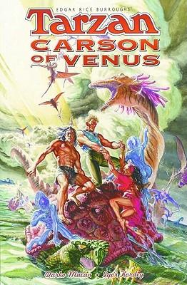 Edgar Rice Burroughs' Tarzan: Carson Of Venus - Macan, Darko