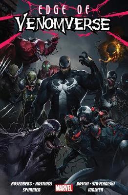 Edge Of Venomverse - Rosenberg, Matthew
