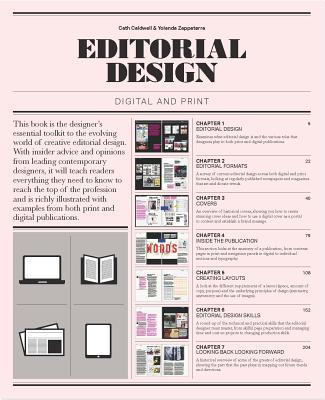 Editorial Design: Digital and Print - Caldwell, Cath, and Zappaterra, Yolanda