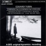 Eduard Tubin: Symphonies Nos. 4 & 9; Toccata