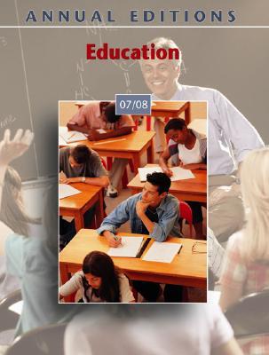 Education 07/08 - Schultz, Fred (Editor)