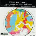 Edvard Grieg The 3 Sonatas for Violin and Piano