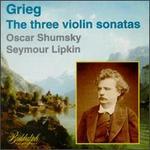 Edvard Grieg: The Three Violin Sonatas