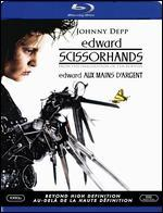 Edward Scissorhands [Anniversary Special Edition] [French] [Blu-ray]