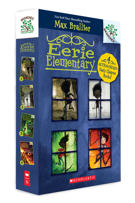 Eerie Elementary, Books 1-4: A Branches Box Set - Brallier, Max, and Chabert, Jack, and Ricks, Sam (Illustrator)