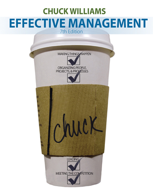 Effective Management - Williams, Chuck