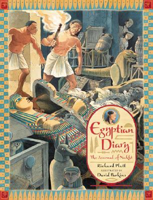 Egyptian Diary: The Journal of Nakht -