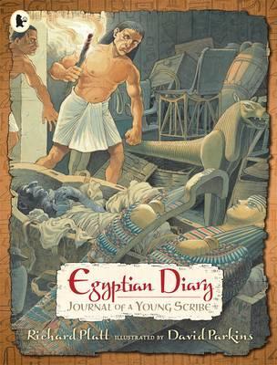 Egyptian Diary - Platt, Richard