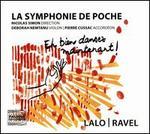 Eh bien dansons maintenant!: Lalo, Ravel