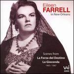 Eileen Farrell in New Orleans