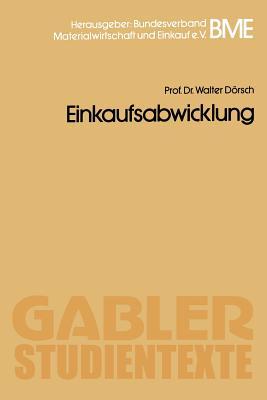 Einkaufsabwicklung - Dorsch, Walter
