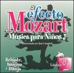 El Efecto Mozart Música para Niños, Vol. 2: Relájate, Imagina y Dibuja