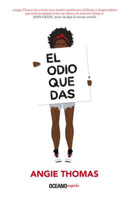 El Odio Que Das - Thomas, Angie