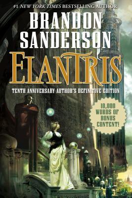 Elantris - Sanderson, Brandon