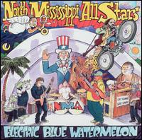 Electric Blue Watermelon - North Mississippi Allstars