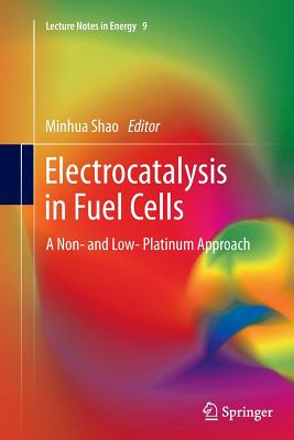 Electrocatalysis in Fuel Cells: A Non- And Low- Platinum Approach - Shao, Minhua (Editor)