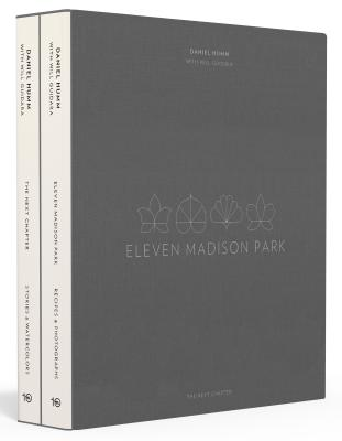 Eleven Madison Park: The Next Chapter (Signed Limited Edition): Stories & Watercolors, Recipes & Photographs - Humm, Daniel, and Guidara, Will, and Tonelli, Francesco (Photographer)