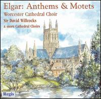 Elgar: Anthems & Motets - Adrian Lucas (organ); Andrew Nethsingha (organ); Andrew Parnell (organ); James Vivian (organ); Nicholas Luff (organ);...