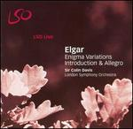 Elgar: Enigma Variations; Introduction & Allegro