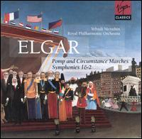 Elgar: Pomp and Circumstance Marches; Symphonies Nos. 1 & 2 - Royal Philharmonic Orchestra; Yehudi Menuhin (conductor)