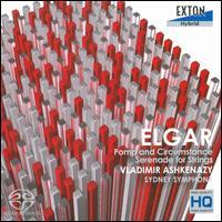 Elgar: Pomp & Circumstance; Serenade for Strings - Sydney Symphony Orchestra; Vladimir Ashkenazy (conductor)