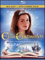Ella Enchanted [2 Discs] [Blu-ray/DVD] - Tommy O'Haver