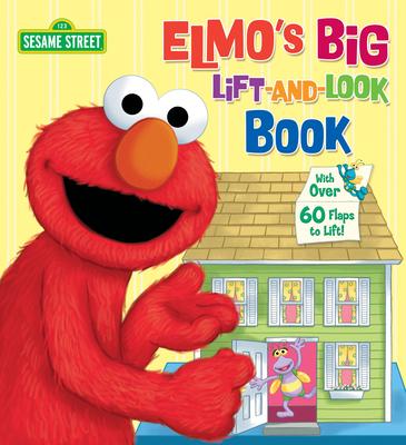 Elmo's Big Lift-And-Look Book (Sesame Street) - Ross, Anna