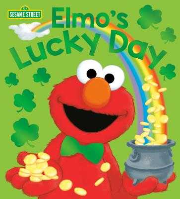 Elmo's Lucky Day (Sesame Street) - Posner-Sanchez, Andrea