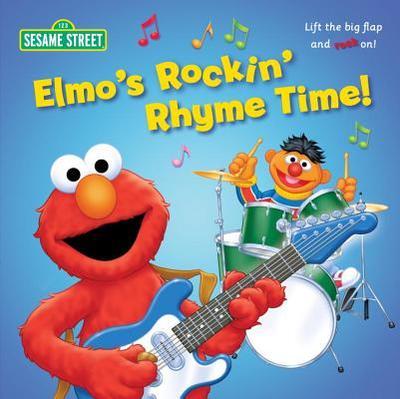 Elmo's Rockin' Rhyme Time! - Kleinberg, Naomi