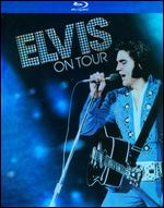 Elvis on Tour [DigiBook] [Blu-ray] - Pierre Adidge; Robert Abel