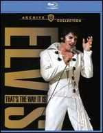 Elvis: That's the Way It Is [Special Edition] [Blu-ray/DVD] [2 Discs]