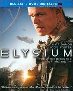 Elysium [2 Discs] [Includes Digital Copy] [Blu-ray] - Neill Blomkamp