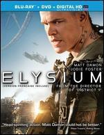 Elysium [Blu-ray/DVD]