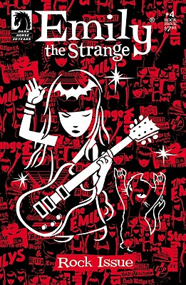 Emily The Strange Volume 4: Rock Issue - Reger, Rob, and Gruner, Jessica, and Cosmic Debris
