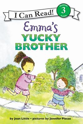 Emma's Yucky Brother - Little, Jean