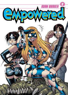 Empowered: Volume 2 - Warren, Adam