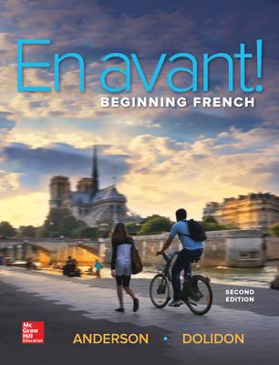 En Avant: Beginning French - Anderson, Bruce, and Dolidon, Annabelle
