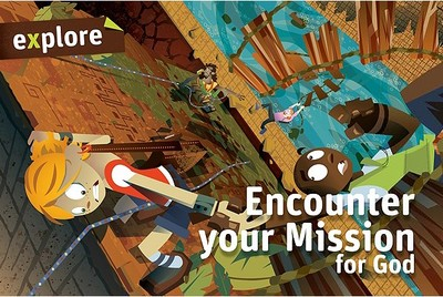 Encounter Your Mission for God: Student Book - Wesleyan Publishing House (Compiled by)