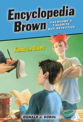 Encyclopedia Brown Finds the Clues - Sobol, Donald J