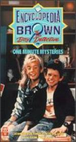 Encyclopedia Brown: One-Minute Mysteries