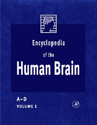 Encyclopedia of the Human Brain, Four-Volume Set - Ramachandran, V S, M.D., Ph.D. (Editor)